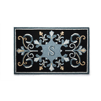 Snowflake Holiday Mat
