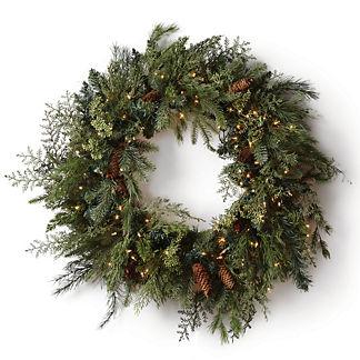Blue Ridge Mountain Wreath