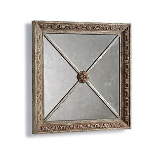 Rosetta Square Mirror