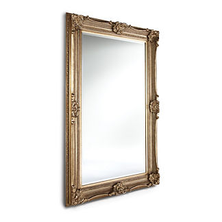 Rosamund Floor Mirror