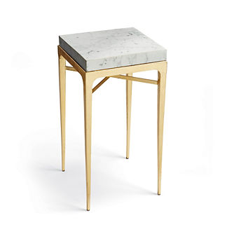 Linden Tapered Leg Accent Table
