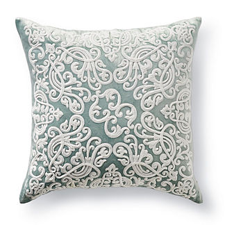 Luciano Velvet Decorative Pillow