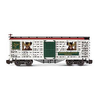 Santa's Reindeer Transport Express Box Car