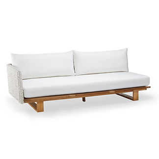 Sodi Left-facing Sofa with Cushions