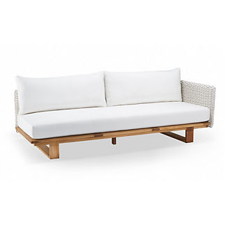 Sodi Right-facing Sofa with Cushions