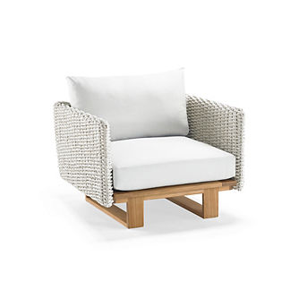 Sodi Lounge Chair with Cushions