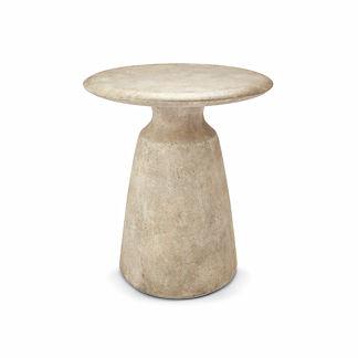 Seville Faux Stone Chat Table