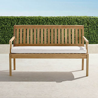 Cassara 5' Bench in Natural Finish