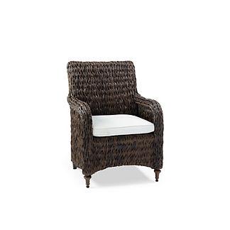 Havana Dining Chair with Cushion