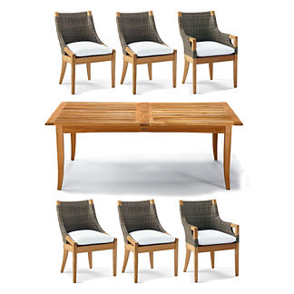 Roseau 7-pc. Dining Set