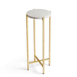 Linden X-Base Accent Table