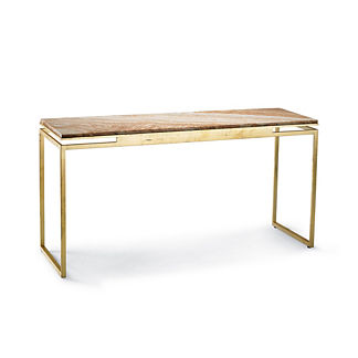 Ava Floating Console Table