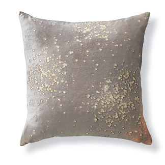 Mineral Pressed Velvet Decorative Pillow