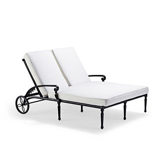 Carlisle Double Chaise Cushions