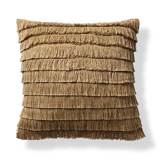 Tiki Fringe Outdoor Pillow