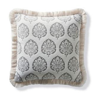 Denby Velvet Dove Outdoor Pillow
