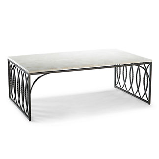 Valetta Iron Coffee Table