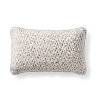 Riviera Breeze Petal Outdoor Lumbar Pillow