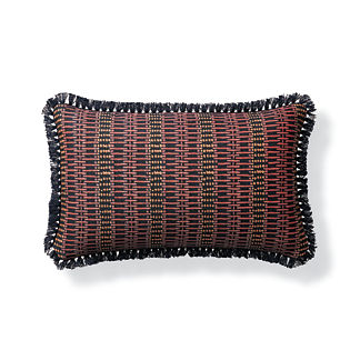 Sayulita Twilight Outdoor Lumbar Pillow