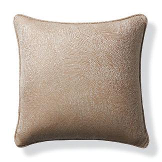 Contour Lines Sand Outdoor Pillow