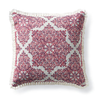 Kenzi Fuchsia Outdoor Pillow