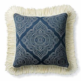 Madalyon Indigo Outdoor Pillow