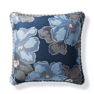 Rosalba Air Blue Outdoor Pillow