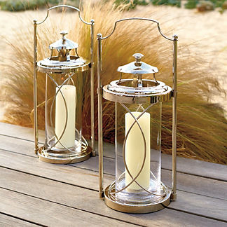 outdoor stainless steel lantern frontgate
