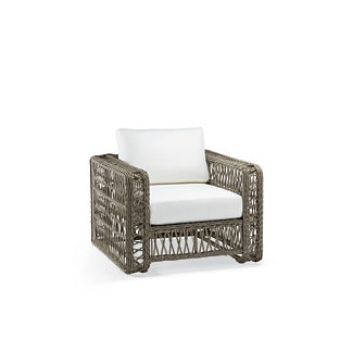 Meridian Lounge Chair with Cushions