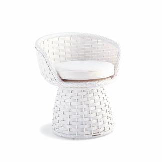 Savannah Swivel Chairs, Set of Two