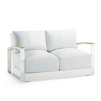 Biella Loveseat with Cushions