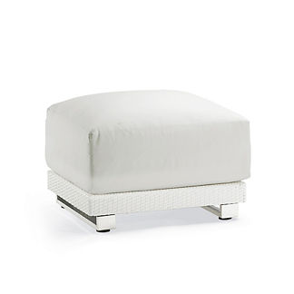 Biella Ottoman with Cushion