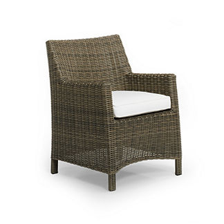 Vista Dining Arm Chair Cushion, Special Order