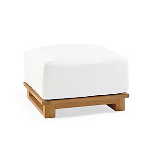 Torrence Ottoman with Cushion