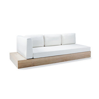 Veracruz Sofa with Cushions