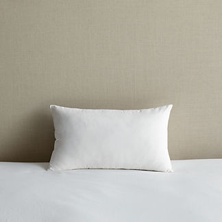 Lumbar Decorative Pillow Insert