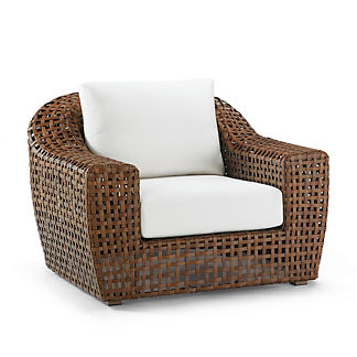 Ottavio Lounge Chair with Cushions