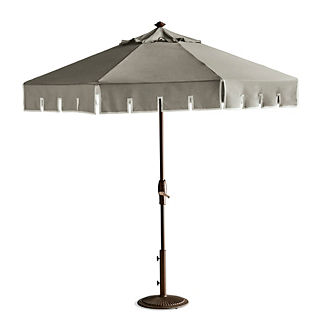 Calais Dove Designer Umbrella