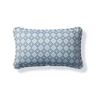 Ambon Santorini Outdoor Lumbar Pillow