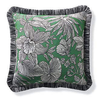 Bermuda Breeze Kiwi Outdoor Pillow