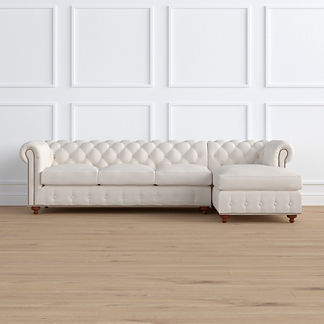 Barrow 2-pc. Right Arm Facing Chaise/Sofa Sectional, Special Order