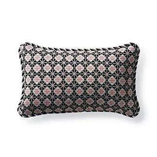 Ambon Peony Outdoor Lumbar Pillow