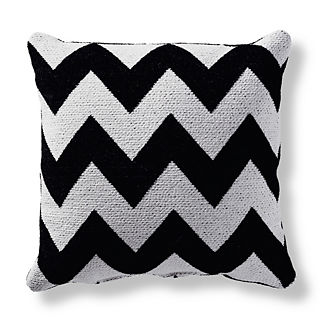 Harper Chevron Indoor/Outdoor Pillow