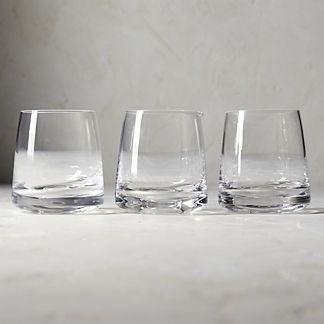 Michael Mina Spirit Glasses, Set of Three