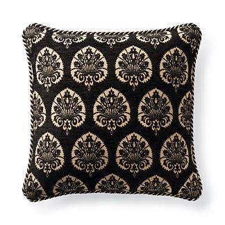 Denby Velvet Onyx Outdoor Pillow