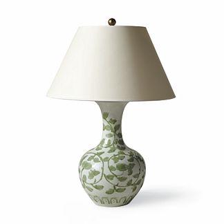 Jade Vine Table Lamp