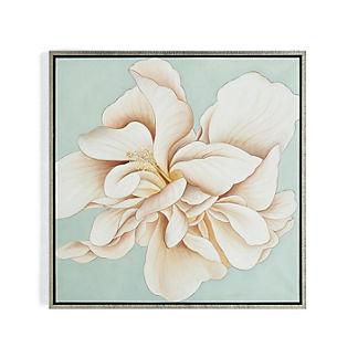 Gardenia Oil on Canvas