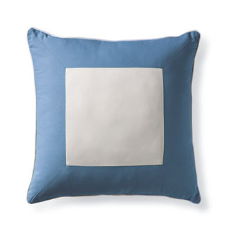 Colorblock Outdoor Square Pillow