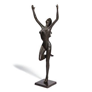 Lyrical Dancer Sculpture