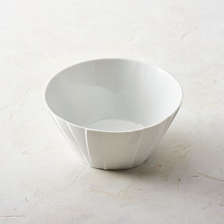 Matrix Porcelain Serving Bowl